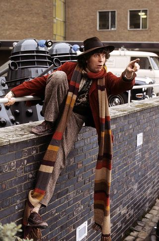 Doctor Who Scarf - season 12