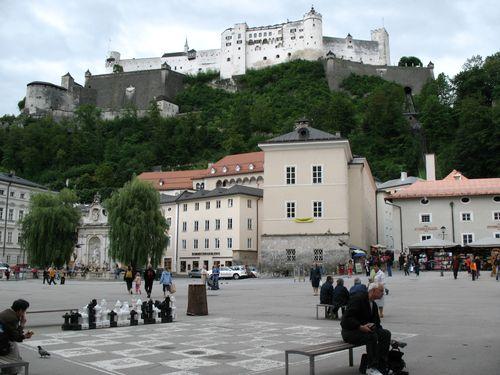 Salzburg chess