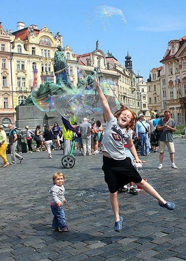 Hope in Prague